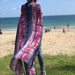 Beautiful Chiffon Kimono